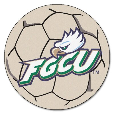 NCAA Florida Gulf Coast University Soccer Ball