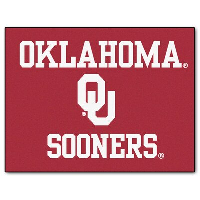 NCAA University of Oklahoma All Star Mat