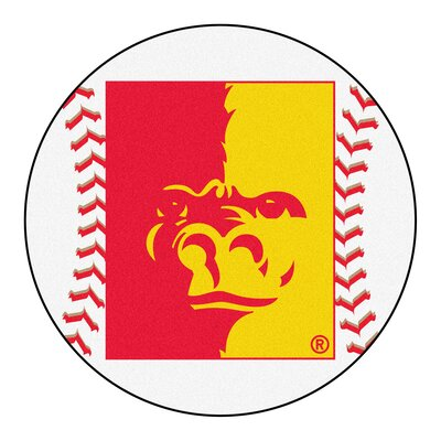 Collegiate Pittsburg State University Baseball Doormat