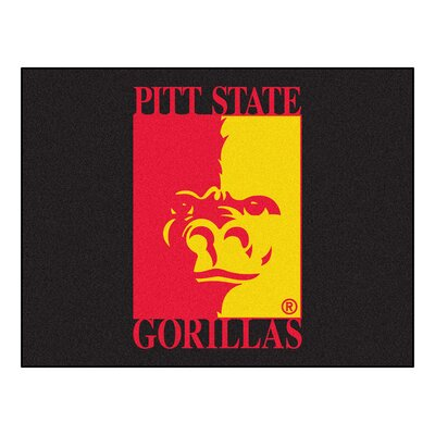 Collegiate Pittsburg State University Doormat