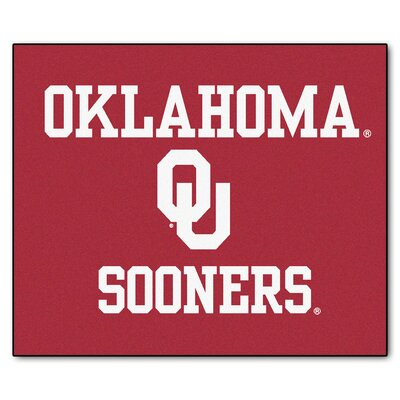 NCAA University of Oklahoma Indoor/Outdoor Area Rug