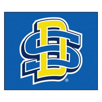 Collegiate NCAA South Dakota State University Tailgater Doormat