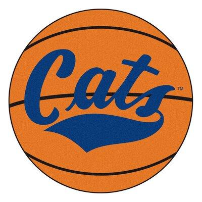 NCAA Montana State University Basketball Mat