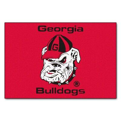 NCAA University of Georgia Starter Mat