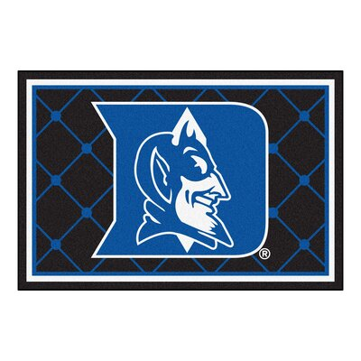 NCAA Duke University Rug Rug Size: 310 x 6