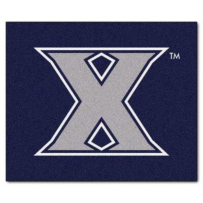 NCAA Xavier University Indoor/Outdoor Area Rug
