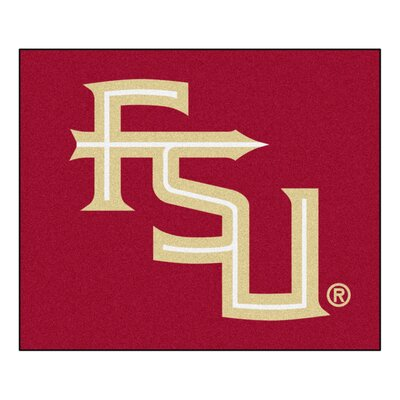 NCAA Florida State University Indoor/Outdoor Area Rug