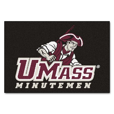 NCAA University of Massachusetts Starter Mat