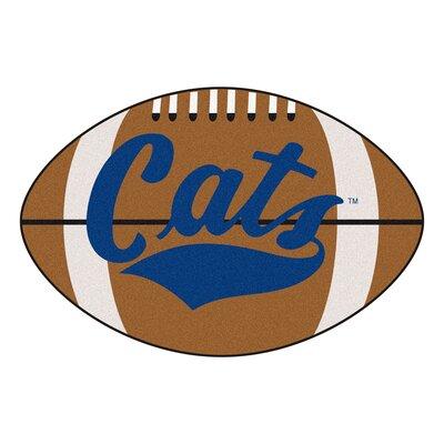 NCAA Montana State University Football Mat