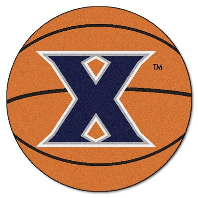 NCAA Xavier University Basketball Mat
