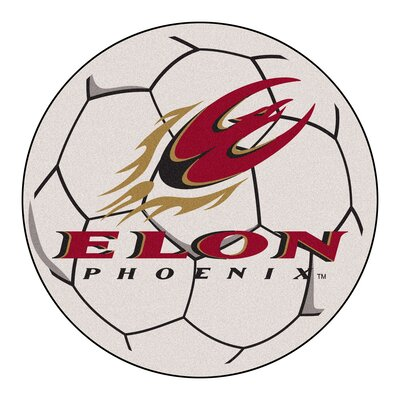NCAA Elon University Soccer Ball