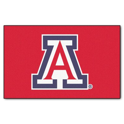 Collegiate NCAA University of Arizona Doormat