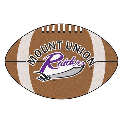 NCAA University of Mount Union Football Mat