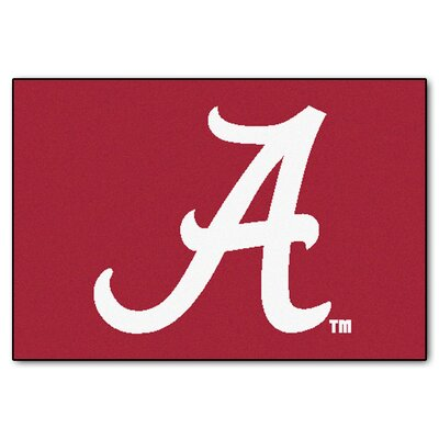NCAA University of Alabama Starter Mat