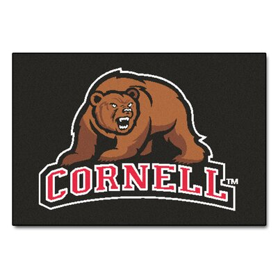NCAA Cornell University Indoor/Outdoor Area Rug