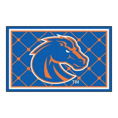 NCAA Boise State University Rug Rug Size: 310 x 6
