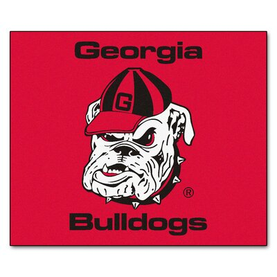 NCAA University of Georgia Indoor/Outdoor Area Rug
