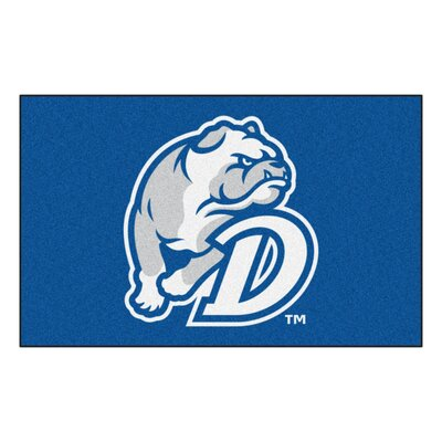 Collegiate NCAA Drake University Doormat