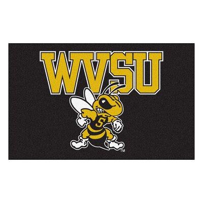 Collegiate NCAA West Virginia State University Doormat