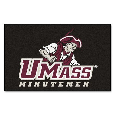Collegiate NCAA University of Massachusetts Doormat