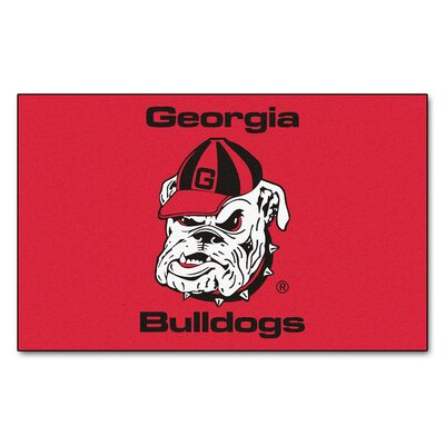NCAA University of Georgia Ulti-Mat