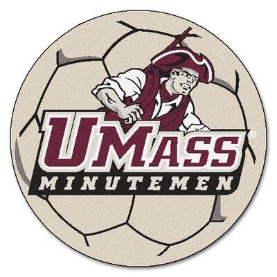 NCAA University of Massachusetts Soccer Ball