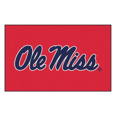 NCAA University of Mississippi (Ole Miss) Ulti-Mat
