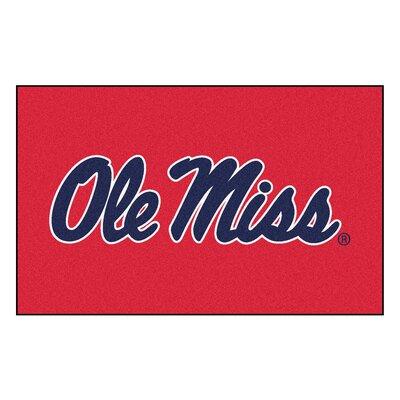 NCAA University of Mississippi (Ole Miss) Ulti-Mat