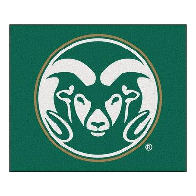 NCAA NCAAorado State University Indoor/Outdoor Area Rug
