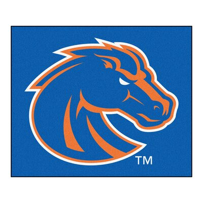 NCAA Boise State University Indoor/Outdoor Area Rug