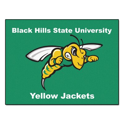 NCAA Black Hills State University All Star Mat