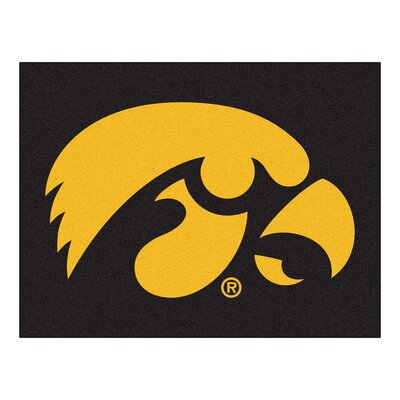NCAA University of Iowa All Star Mat