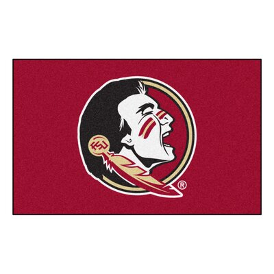 Collegiate NCAA Florida State University Doormat