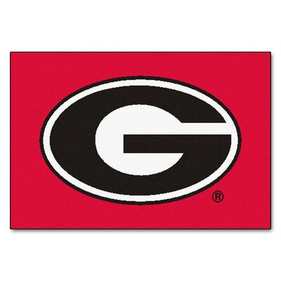 NCAA University of Georgia Starter Mat