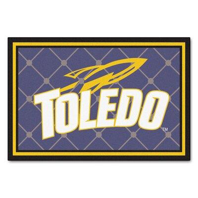 NCAA University of Toledo Rug