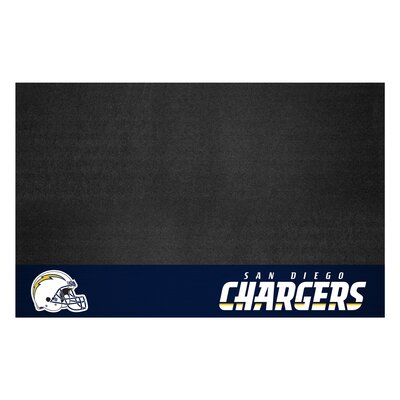 NFL - San Diego Chargers Grill Mat 12199