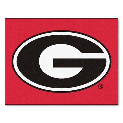 NCAA University of Georgia All Star Mat