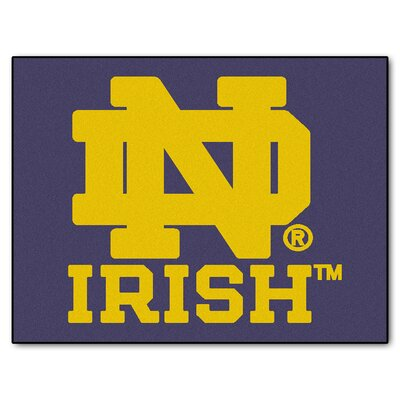 NCAA Notre Dame All Star Mat
