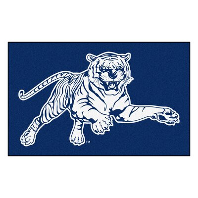 Collegiate NCAA Jackson State University Doormat