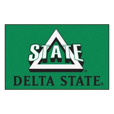 Collegiate NCAA Delta State University Doormat