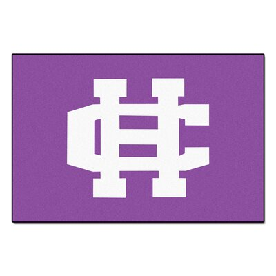 NCAA NCAAlege of the Holy Cross Starter Mat