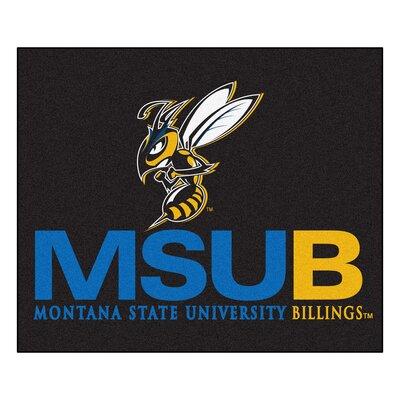 NCAA Montana State University Billings Indoor/Outdoor Area Rug