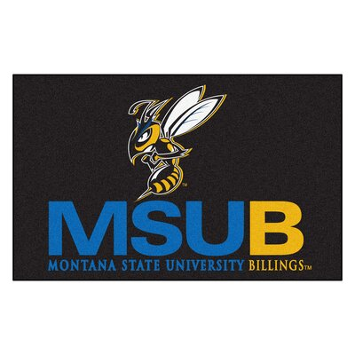 Collegiate NCAA Montana State University Billings Doormat