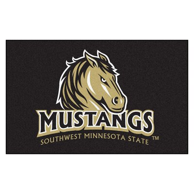 Collegiate NCAA Southwest Minnesota State University Doormat