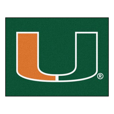 NCAA University of Miami All Star Mat