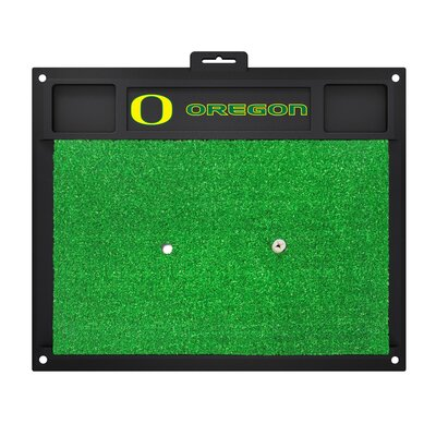 NCAA University of Oregon Golf Hitting Mat