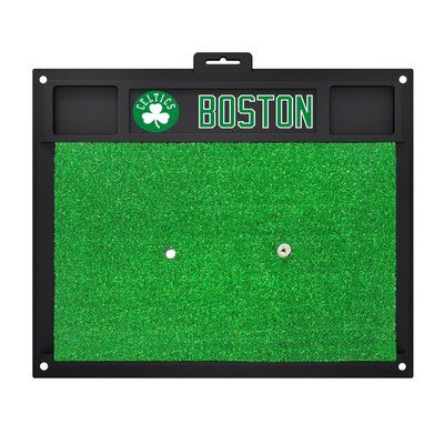 NBA Golf Hitting Doormat NBA Team: Boston Celtics