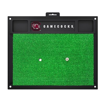 NCAA University of South Carolina Golf Hitting Mat