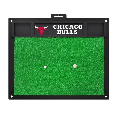 NBA Golf Hitting Doormat NBA Team: Chicago Bulls