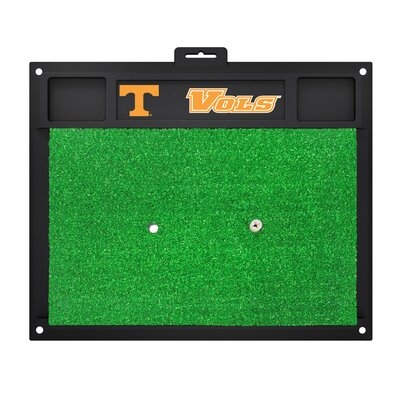 NCAA University of Tennessee Golf Hitting Mat